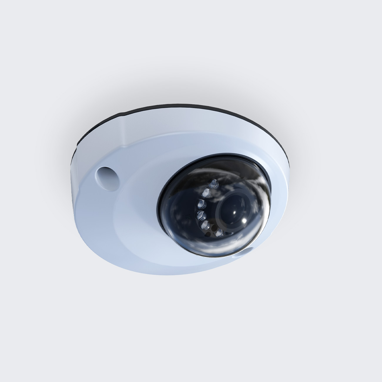 Forward-View IP Camera